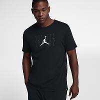 <ナイキ(NIKE)公式ストア> エア ジョーダン 11 メンズ Tシャツ AA3274-010 ブラック画像