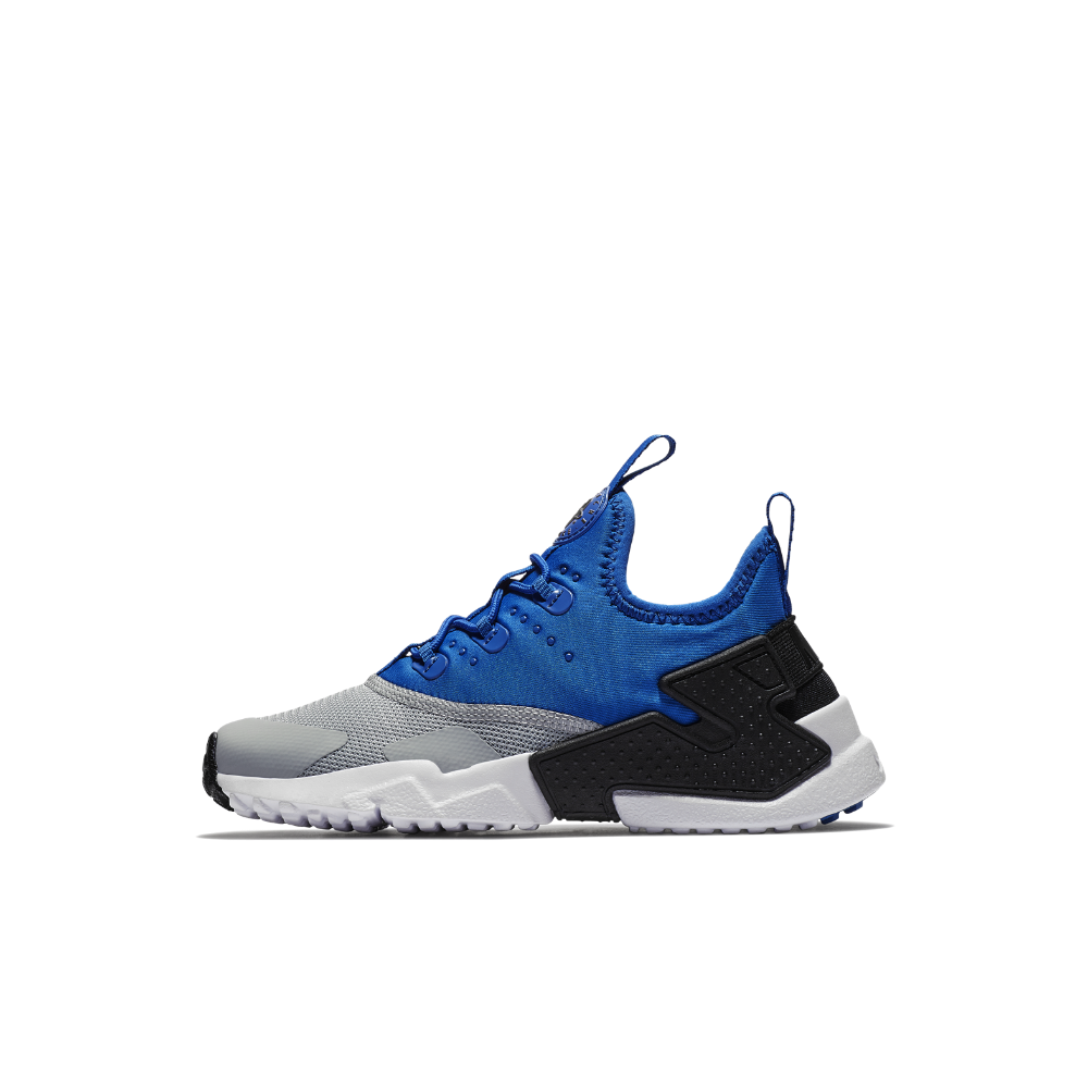 7a89a8e960 Nike Huarache Run Drift Little Kids' Shoe Size 11C (Blue) | Shop ...