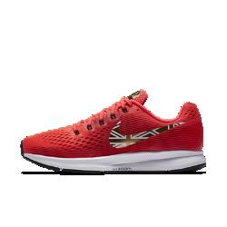 Мужские беговые кроссовки Nike Air Zoom Pegasus 34Новые мужские беговые кроссовки Nike Air Zoom Pegasus 34 с верхом из обновленного материала Flymesh и легкой системой мгновенной амортизации обеспечивают непревзойденную воздухопроницаемость и комфорт на протяжении всей пробежки.<br>