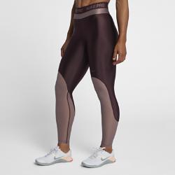 40%OFF!<ナイキ(NIKE)公式ストア>ナイキ プロ ハイパークール ウィメンズ トレーニングタイツ AA3950-652 ピンク 30日間返品無料 / Nike+メンバー送料無料画像