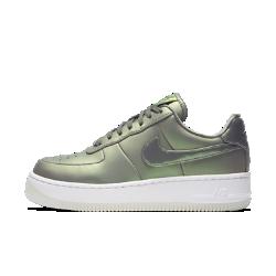 Женские кроссовки Nike Air Force 1 Upstep Premium LXЖенские кроссовки Nike Air Force 1 Upstep Premium LX выводят оригинальный силуэт на новый уровень благодаря переливающемуся верху и слегка увеличенной платформе.<br>
