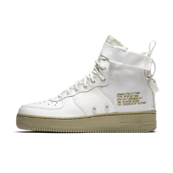 Женские кроссовки Nike SF Air Force 1 MidУниверсальные женские кроссовки Nike SF Air Force 1 Mid в стиле милитари обеспечивают комфорт на каждый день.<br>