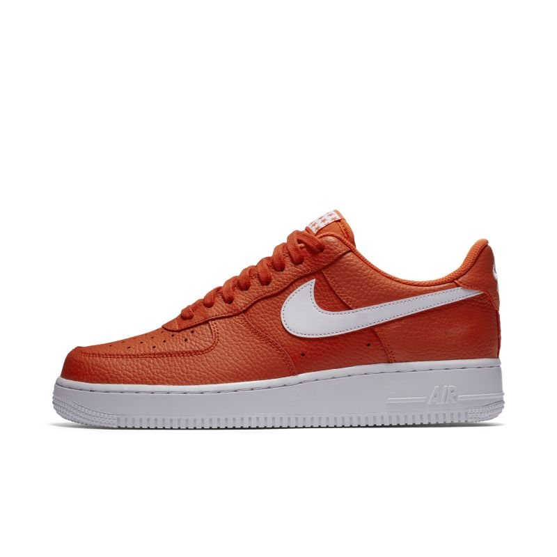 Nike Air Force 1 07 Men's Shoe - Orange Image