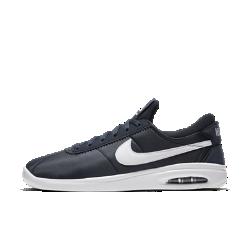 Мужская обувь для скейтбординга Nike SB Air Max Bruin VaporМужская обувь для скейтбординга Nike SB Air Max Bruin Vapor — усовершенствованная версия оригинальной модели с классической системой амортизации Max Air, легкой конструкцией иулучшенной посадкой. Более тонкий профиль сокращает расстояние между стопой и поверхностью для уверенного сцепления с доской.<br>