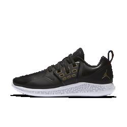 Мужские беговые кроссовки Jordan GrindМужские беговые кроссовки Jordan Grind RE2PECT обеспечивают мгновенную амортизацию, поддержку и фиксацию стопы во время интенсивного тренинга. Ретродетали в стиле Jordan позволяют создать яркий стиль для пробежек.<br>