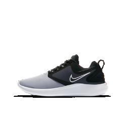 Беговые кроссовки для школьников Nike LunarSoloБеговые кроссовки для школьников Nike LunarSolo равномерно распределяют ударные нагрузки по стопе, обеспечивая комфорт во время ежедневных пробежек и серьезных забегов.<br>