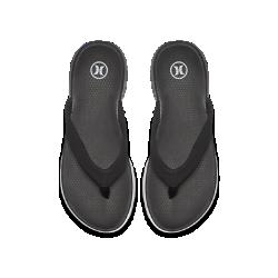 Женские сандалии Hurley Phantom FreeЖенские сандалии Hurley Phantom Free с подметкой Nike Free обеспечивают невероятную гибкость для комфорта при каждом шаге. Эргономичная стелька повторяет форму стопы для максимального комфорта.  Абсолютная гибкость  Шестигранные желобки, нанесенные на подметку горячим ножом, способствуют естественным движениям стопы. Дополнительные шестигранные и горизонтальные вырезы пересекаются с эластичными желобками для большей гибкости.  Естественность движений  Подошва в области пятки и стелька повторяют форму стопы, обеспечивая естественную свободу движений.<br>