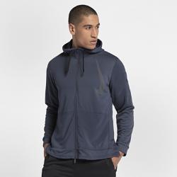 Мужская худи для тренинга Nike Dri-FITМужская худи для тренинга Nike Dri-FIT из легкой влагоотводящей ткани обеспечивает комфорт во время тренировок.<br>