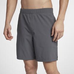 Мужские шорты Hurley Alpha Trainer 45,5 смМужские шорты Hurley Alpha Trainer 45,5 см из прочной и эластичной ткани обеспечивают комфорт. Длина 45,5 см обеспечивает свободу движений для любой активности в воде и на суше.<br>