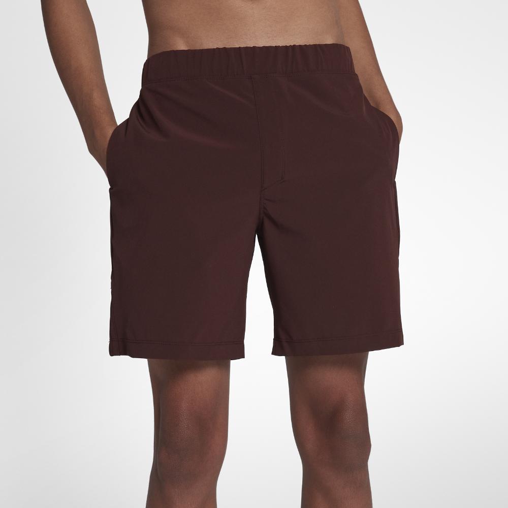 セール! ハーレー アルファ トレーナー メンズ 46cm ウォークショートパンツ AA4671-204 ブラウン ★30日間返品無料 / Nike+メンバー送料無料