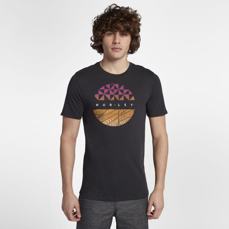 Nike Hurley Bula Dri-FIT Men's T-Shirt - Black Image