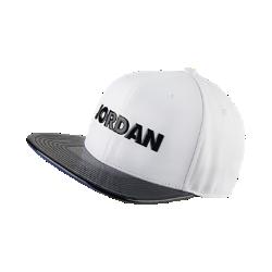 <ナイキ(NIKE)公式ストア>ジョーダン プロ AJ XI アジャスタブル スナップバック キャップ AA5743-100 ホワイト 30日間返品無料 / Nike+メンバー送料無料画像