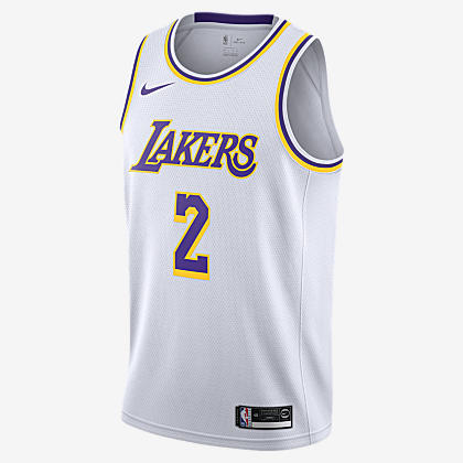 765706ade7b Lonzo Ball Icon Edition Swingman (Los Angeles Lakers) Men s Nike NBA ...