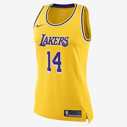 the latest 1b4fc b479d Brandon Ingram Icon Edition Swingman (Los Angeles Lakers)