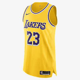 5c8ec24a LeBron James Icon Edition Authentic (Los Angeles Lakers)