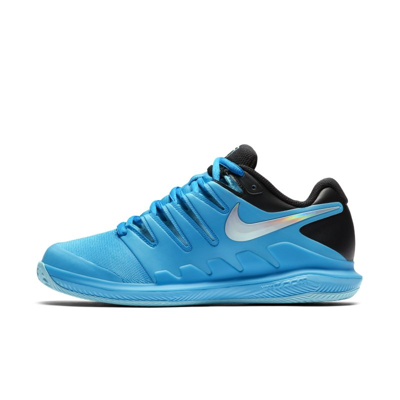 Nike Air Zoom Vapor X Clay Women's Tennis Shoe - Blue | AA8025-403