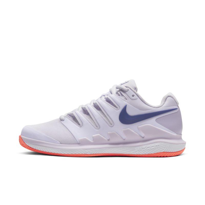 NikeCourt Air Zoom Vapor X Zapatillas de tenis para tierra batida - Mujer - Morado