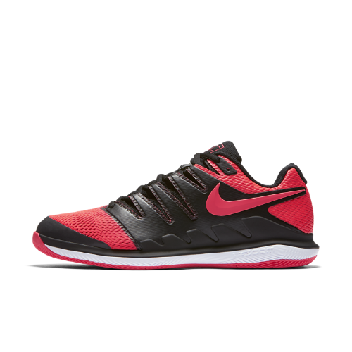 ナイキ エア ズーム ヴェイパー X メンズ テニスシューズ AA8030-006 ブラック