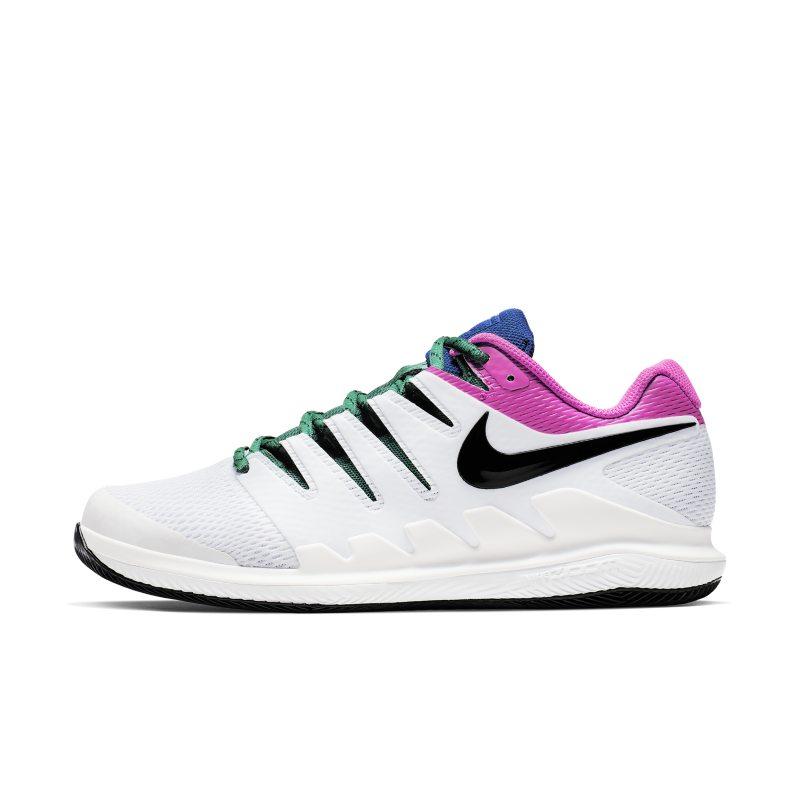 NikeCourt Air Zoom Vapor X Zapatillas de tenis de pista rápida - Hombre - Blanco