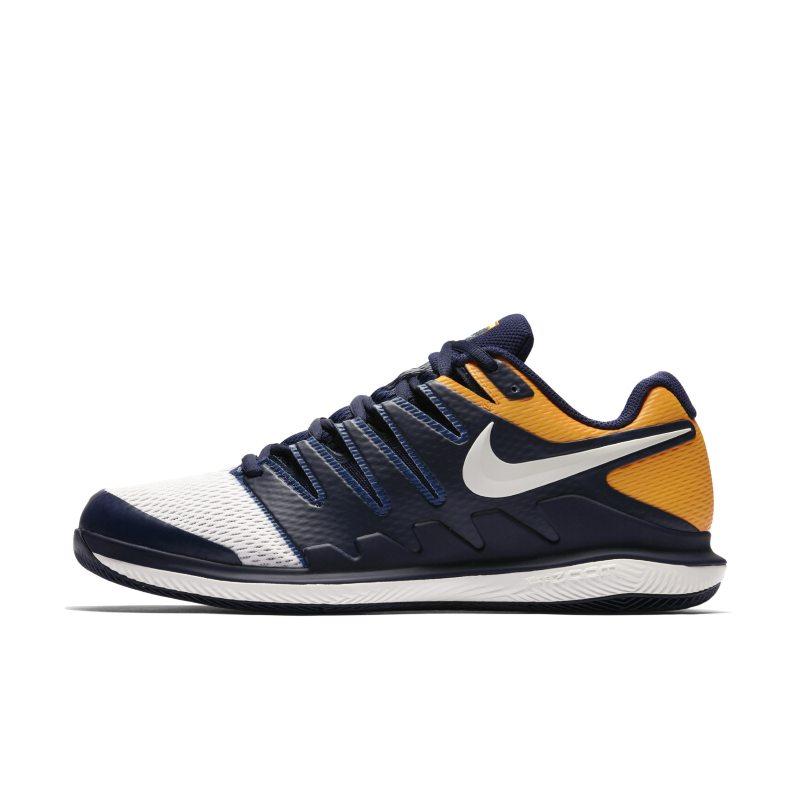 NikeCourt Air Zoom Vapor X Sert Kort Erkek Tenis Ayakkabısı  AA8030-400 -  Mavi 43 Numara Ürün Resmi