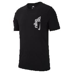 <ナイキ(NIKE)公式ストア>ナイキ SB メンズ スケートボード Tシャツ AA8073-010 ブラック★11/23から29日の7日間限定、ブラックフライデー キャンペーン中!画像