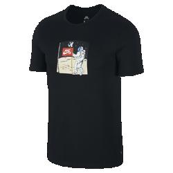 <ナイキ(NIKE)公式ストア>ナイキ SB メンズ スケートボード Tシャツ AA8082-010 ブラック 30日間返品無料 / Nike+メンバー送料無料画像