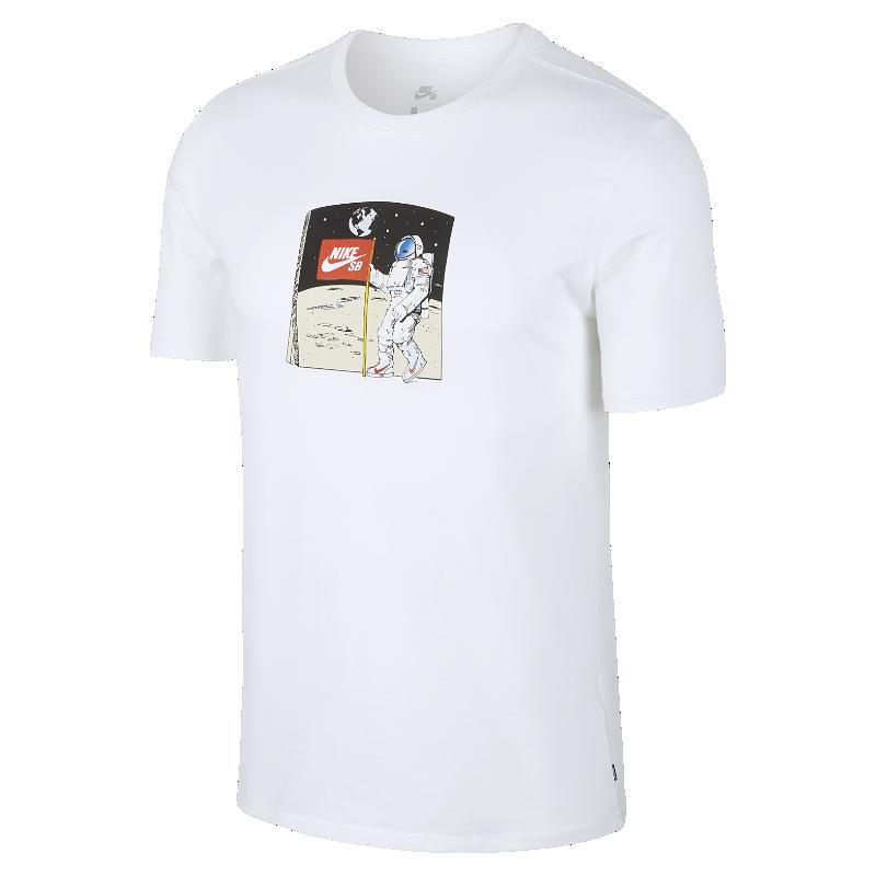<ナイキ(NIKE)公式ストア>ナイキ SB メンズ スケートボード Tシャツ AA8082-100 ホワイト