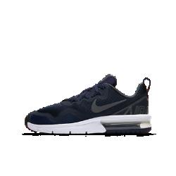 Беговые кроссовки для школьников Nike Air Max FuryБеговые кроссовки для школьников Nike Air Max Fury сочетают дышащий верх, вставку Max Air для стабильной амортизации и прочный протектор для превосходного сцепления.<br>