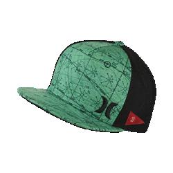 Мужская бейсболка с застежкой Hurley JJF Maps TruckerМужская бейсболка с застежкой Hurley JJF Maps Trucker в традиционном профиле с технологией AeroBill дополнена вдохновленными островами деталями.<br>