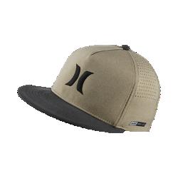 Мужская бейсболка Hurley Dri-FIT IconМужская бейсболка Hurley Dri-FIT Icon с застежкой сзади для регулируемой посадки выполнена из влагоотводящей ткани для защиты от влаги и комфорта.<br>