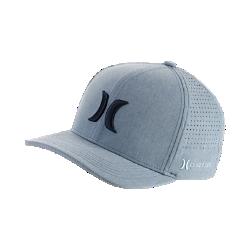 Мужская бейсболка Hurley Phantom Vapor 3.0Мужская бейсболка Hurley Phantom Vapor 3.0 с комфортной конструкцией Flexfit выполнена из легкой ткани из переработанных материалов и обеспечивает охлаждение, комфорт и защитуот солнца.<br>