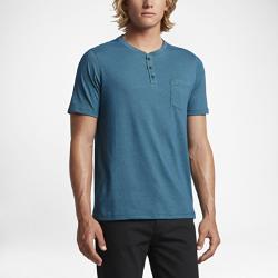 Мужская футболка Hurley Dri-FIT Lagos HenleyМужская футболка Hurley Dri-FIT Lagos Henley из мягкой влагоотводящей ткани обеспечивает вентиляцию и комфорт на весь день.<br>
