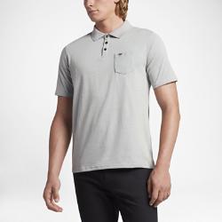 Мужская рубашка-поло Hurley Dri-FIT LagosМужская рубашка-поло Hurley Dri-FIT Lagos из мягкой влагоотводящей ткани с классическим силуэтом обеспечивает вентиляцию и комфорт на весь день.<br>