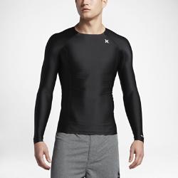 Мужская футболка для серфинга Hurley Pro - CompressionМужская футболка для серфинга Hurley Pro - Compression из ткани средней эластичности с компрессионной посадкой обеспечивает поддержку и комфорт при движении в воде.<br>