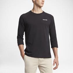 Мужская футболка с рукавом 3/4 Hurley Dri-FIT One And Only RaglanМужская футболка с рукавом 3/4 Hurley Dri-FIT One And Only Raglan из мягкой влагоотводящей ткани обеспечивает вентиляцию и комфорт на весь день.<br>