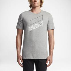 Мужская футболка Hurley Icon SlashМужская футболка Hurley Icon Slash из мягкой и прочной ткани на основе хлопка обеспечивает комфорт на каждый день.<br>