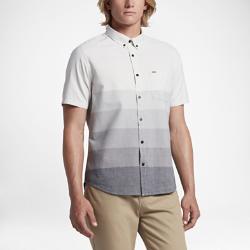 Мужская футболка с коротким рукавом Hurley WrecklessМужская футболка с коротким рукавом Hurley Wreckless из прочного мягкого хлопка с классическим силуэтом обеспечивает комфорт на весь день.<br>