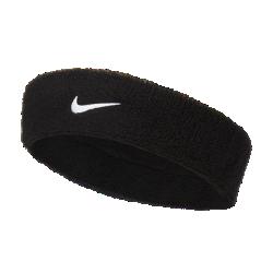 <ナイキ(NIKE)公式ストア>ナイキ スウッシュ ヘッドバンド AC2285-010 ブラック 30日間返品無料 / Nike+メンバー送料無料画像
