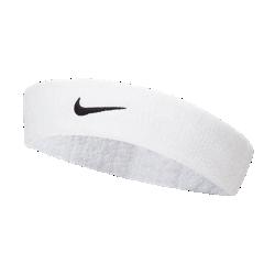 <ナイキ(NIKE)公式ストア>ナイキ スウッシュ ヘッドバンド AC2285-101 ホワイト 30日間返品無料 / Nike+メンバー送料無料画像