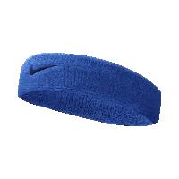 <ナイキ(NIKE)公式ストア> ナイキ スウッシュ ヘッドバンド AC2285-437 ブルー画像
