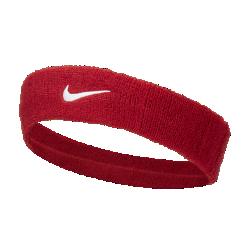 <ナイキ(NIKE)公式ストア>ナイキ スウッシュ ヘッドバンド AC2285-601 レッド 30日間返品無料 / Nike+メンバー送料無料画像