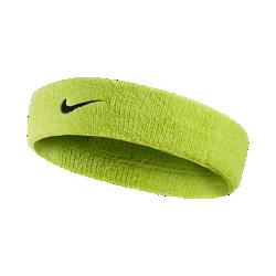 <ナイキ(NIKE)公式ストア>ナイキ スウッシュ ヘッドバンド AC2285-710 グリーン 30日間返品無料 / Nike+メンバー送料無料画像
