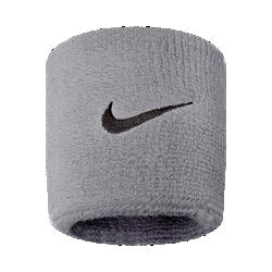 <ナイキ(NIKE)公式ストア>ナイキ スウッシュ リストバンド AC2286-051 グレー 30日間返品無料 / Nike+メンバー送料無料画像
