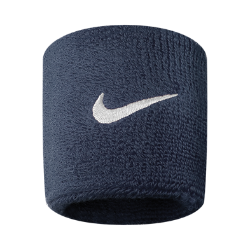 <ナイキ(NIKE)公式ストア>ナイキ スウッシュ リストバンド AC2286-426 ブルー 30日間返品無料 / Nike+メンバー送料無料画像