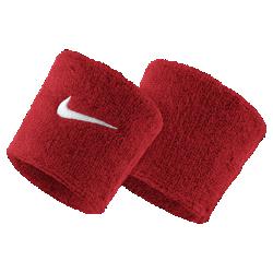 <ナイキ(NIKE)公式ストア>ナイキ スウッシュ リストバンド AC2286-601 レッド 30日間返品無料 / Nike+メンバー送料無料画像