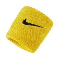 <ナイキ(NIKE)公式ストア>ナイキ スウッシュ リストバンド AC2286-721 イエロー ★30日間返品無料 / Nike+メンバー送料無料!画像