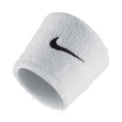 <ナイキ(NIKE)公式ストア>ナイキ スウッシュ リストバンド AC2286-924 ホワイト 30日間返品無料 / Nike+メンバー送料無料画像