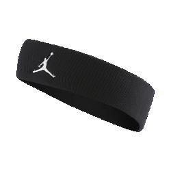 <ナイキ(NIKE)公式ストア>ジョーダン ジャンプマン ヘッドバンド AC4093-010 ブラック 30日間返品無料 / Nike+メンバー送料無料画像