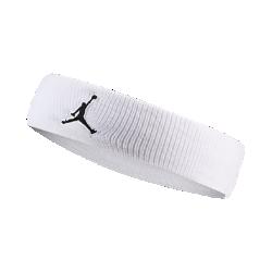 <ナイキ(NIKE)公式ストア>ジョーダン ジャンプマン ヘッドバンド AC4093-101 ホワイト 30日間返品無料 / Nike+メンバー送料無料画像