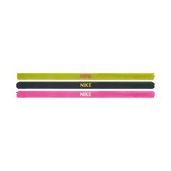 <ナイキ(NIKE)公式ストア>ナイキ エラスティック ヘアバンド (3本) AC9641-983 オレンジ画像